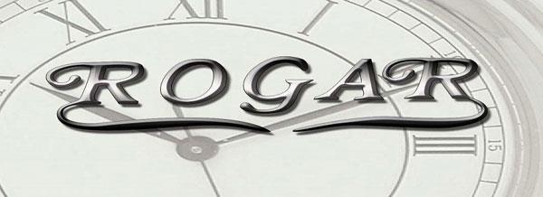 【ROGAR】ローガル メンズ腕時計 RO-040M-RS 銀製品 20気圧防水(日本製) /1点入り(代引き不可)