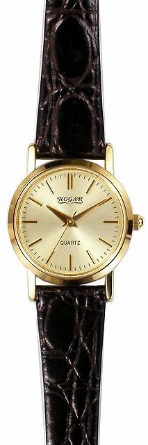 【ROGAR】ローガル レディース腕時計 RO-060LA-B5 日常生活用防水(日本製) /5点入り(代引き不可)