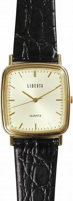 【LIBERTA】リベルタ メンズ腕時計 LI-027MC 日常生活用防水(日本製) /10点入り(代引き不可)