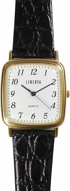 【LIBERTA】リベルタ メンズ腕時計 LI-027MS 日常生活用防水(日本製) /10点入り(代引き不可)