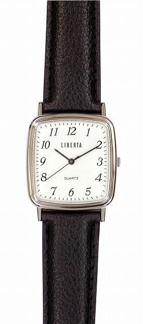 【LIBERTA】リベルタ メンズ腕時計 LI-027BS 日常生活用防水(日本製) /5点入り(代引き不可)