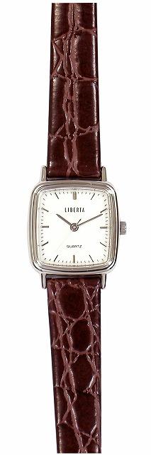 【LIBERTA】リベルタ レディース腕時計 LI-027LW 日常生活用防水(日本製) /5点入り(代引き不可)