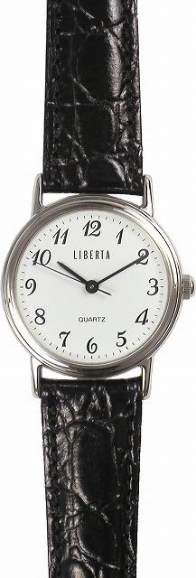 【LIBERTA】リベルタ レディース腕時計 LI-030LS-B1 日常生活用防水(日本製) /5点入り(代引き不可)