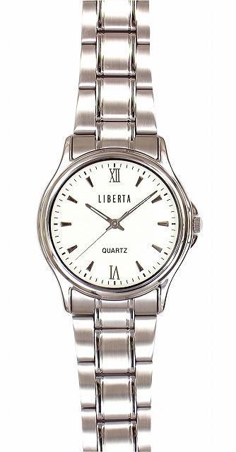 【LIBERTA】リベルタ メンズ腕時計 LI-036MW 日常生活用防水(日本製) /10点入り(代引き不可)
