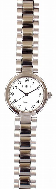 【LIBERTA】リベルタ レディース腕時計 LI-037LW 日常生活用防水(日本製) /5点入り(代引き不可)
