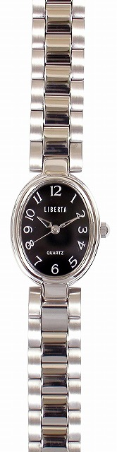 【LIBERTA】リベルタ レディース腕時計 LI-038LB 日常生活用防水(日本製) /5点入り(代引き不可)