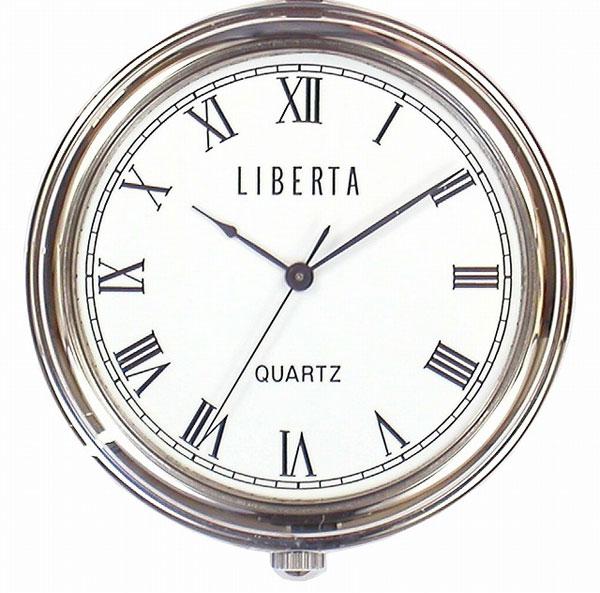 【LIBERTA】リベルタ ポケットウォッチ LI-042BR 日常生活用防水(日本製) /1点入り(代引き不可)