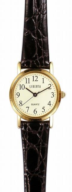 【LIBERTA】リベルタ レディース腕時計 LI-044LA-05 日常生活用防水(日本製) /5点入り(代引き不可)