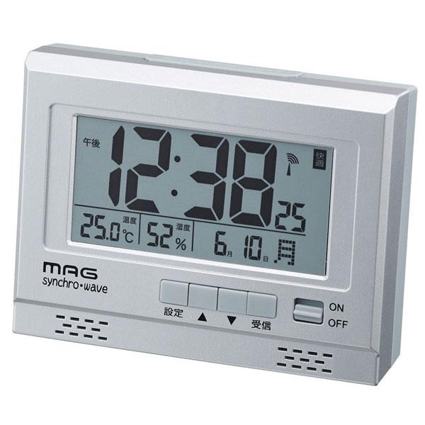 デジタル電波時計 T-668ラプター ピンク/48点入り(代引き不可)
