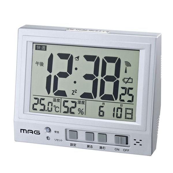 デジタル電波時計 T-650 エアサーチ ガンシップ /30点入り(代引き不可)【送料無料】