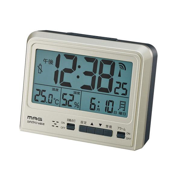 デジタル電波時計 T-670 エミルマライト /42点入り(代引き不可)【送料無料】