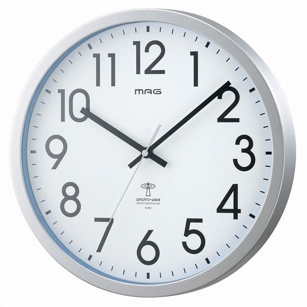 電波掛時計 W-562 ペルセウス /12点入り(代引き不可)【送料無料】