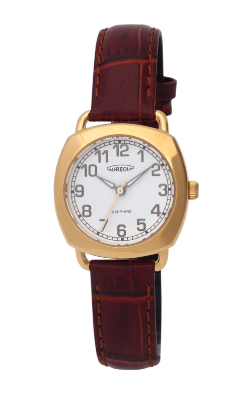 【AUREOLE】オレオール レディース腕時計 SW-579L-5 アナログ表示 日常生活用防水 /5点入り(代引き不可)