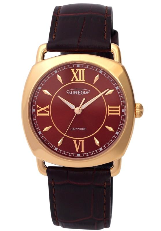 【AUREOLE】オレオール メンズ腕時計 SW-579M-2 アナログ表示 日常生活用防水 /10点入り(代引き不可)