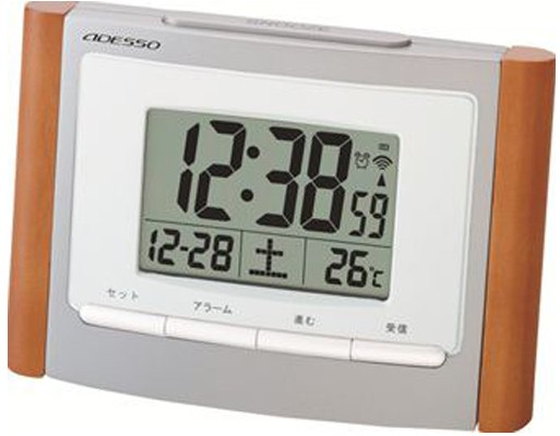 電波時計 TCA-020 電波時計 TCA-020/40点入り(代引き不可)【送料無料】