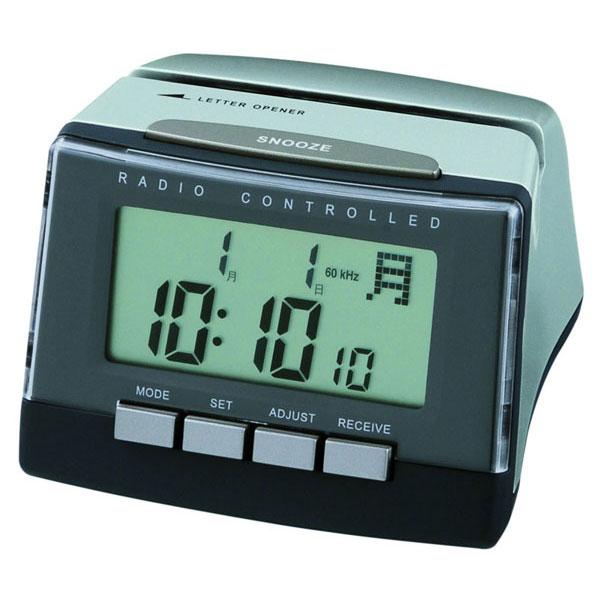 レターオープナー電波時計 C-880 レターオープナー電波時計 C-880/40点入り(代引き不可)
