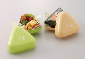 ランチボックス おむすび山(日本製) おむすび山 オレンジ/200点入り(代引き不可)