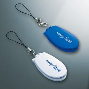 モバイルC&S メガネ・携帯のお手入れに (日本製) モバイルC&S ホワイト/480点入り(代引き不可)【送料無料】