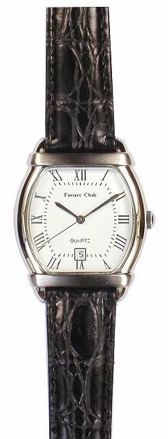 【Future Club】フューチャークラブ メンズ腕時計 FC-026M-R1 日常生活用防水(日本製) /5点入り(代引き不可)