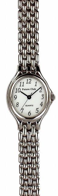 【Future Club】フューチャークラブ レディース腕時計 FC-051L-LS 日常生活用防水(日本製) /5点入り(代引き不可)