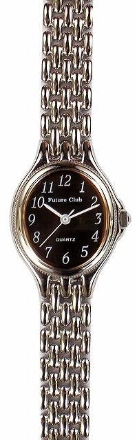 【Future Club】フューチャークラブ レディース腕時計 FC-051L-LB 日常生活用防水(日本製) /5点入り(代引き不可)