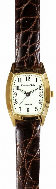 【Future Club】フューチャークラブ レディース腕時計 FC-058LA-05 日常生活用防水(日本製) /10点入り(代引き不可)