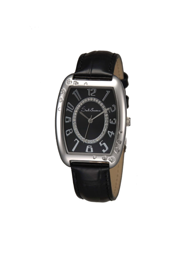 【SORDI ERMANNO】ソルディ・エルマーノ レディース腕時計 ES-854L-1 アナログ表示 3気圧 /10点入り(代引き不可)