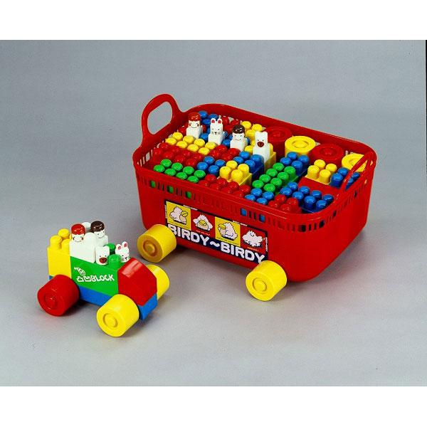 凸凹ブロック(車付ケース入)BB66 凸凹ブロック(車付ケース入)BB66/3点入り(代引き不可)