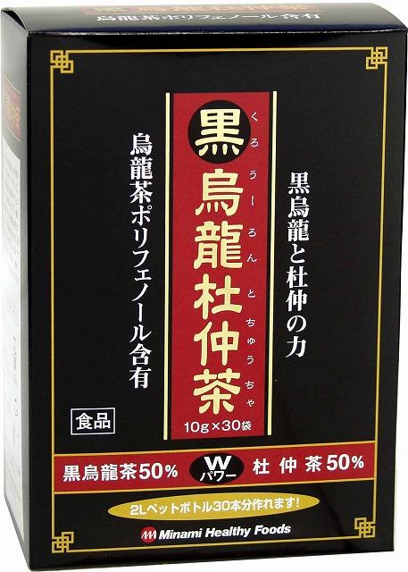 黒烏龍杜仲茶(日本製) /24点入り(代引き不可)【送料無料】【S1】