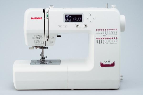 ジャノメミシン CX11T(テーブル付) /1点入り(代引き不可)【送料無料】