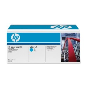 HP HP プリントカートリッジ シアン (CP5525) CE271A (CE271A) 【純正品】【送料無料】