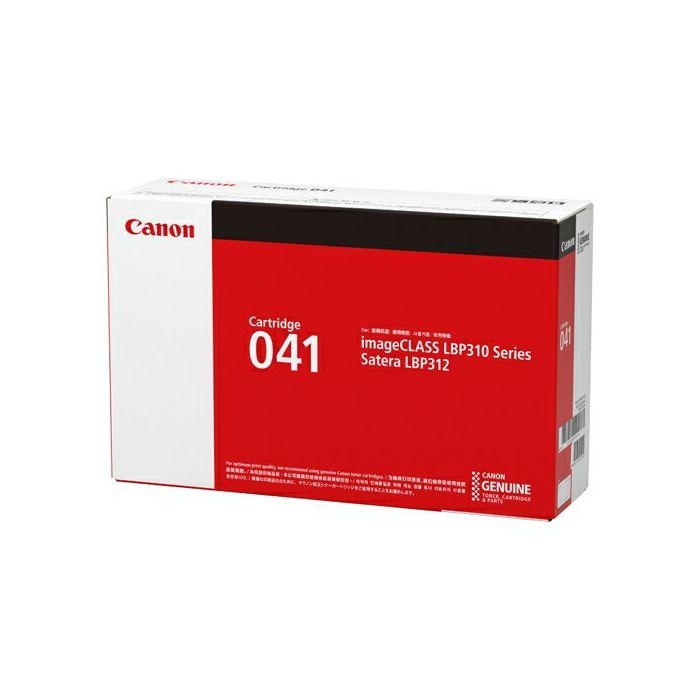 CANON トナーカートリッジ041:0452C003(代引不可)【送料無料】
