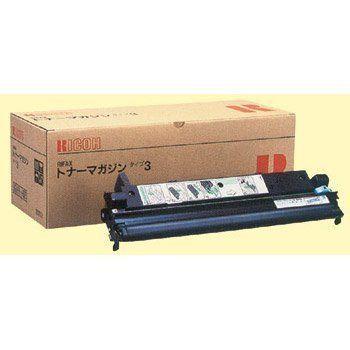 リコー リファックストナー タイプ3 339191 印字枚数 3000枚(代引不可)【送料無料】