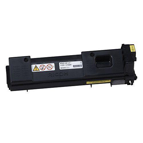リコー IPSIO SPトナー C730H Y 600531 印字枚数 8000枚(代引不可)【送料無料】
