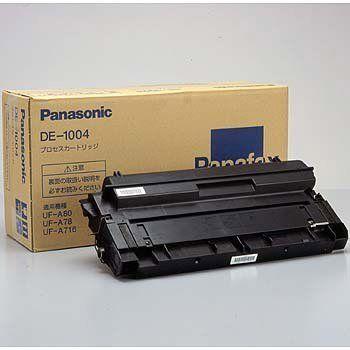 パナソニック トナーカートリッジ DE1004 印字枚数 8500枚(代引不可)【送料無料】