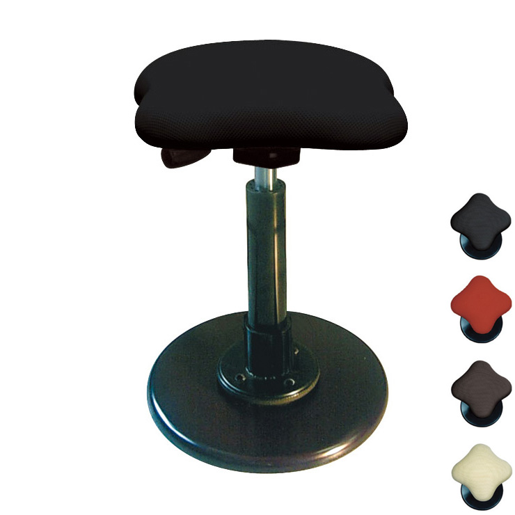 ツイストスツール ラフレシア3 日本製 イス 椅子 いす チェア スツール 足置き 足台 スイング機能 カフェ 完成品(代引不可)【送料無料】