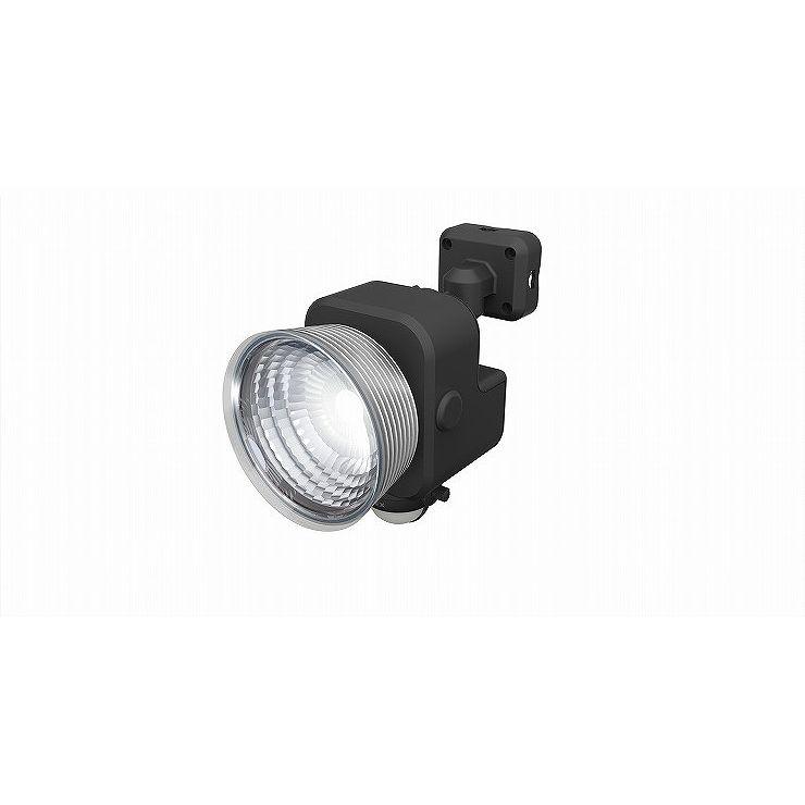 ムサシ 3.5W フリーアーム式LED乾電池センサーライト 防犯 車庫 庭 玄関 入口 工場 アウトドア キャンプ 合宿(代引不可)【送料無料】