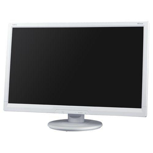 NEC 24型ワイド液晶ディスプレイ(白) LCD-AS242W LCD-AS242W 液晶ディスプレイ