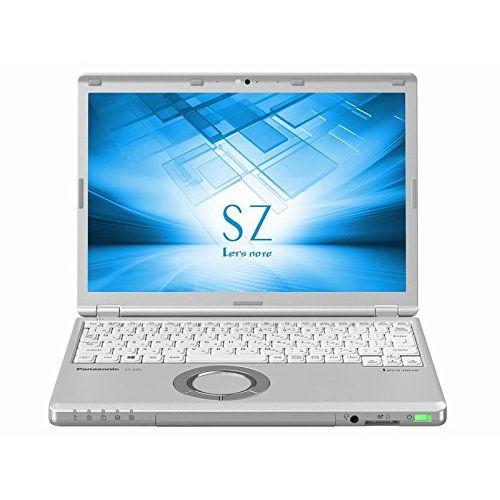 パナソニック ノートPC Lets note SZ6 ビジネスモデル(Corei5-7300UvPro/4GB) CF-SZ6RDFVS