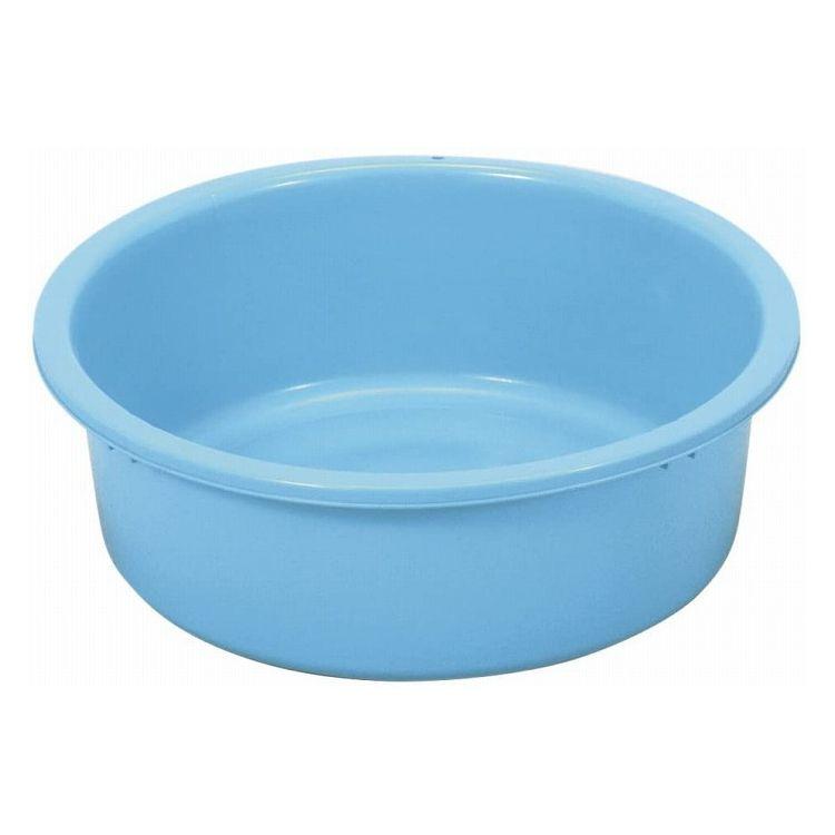 タライ 45型 プラスチック たらい 洗濯 野菜 洗浄 多用途 全国どこでも送料無料 食器洗い 水回り つけ置き 洗い桶 信頼 代引不可 オケ 16リットル