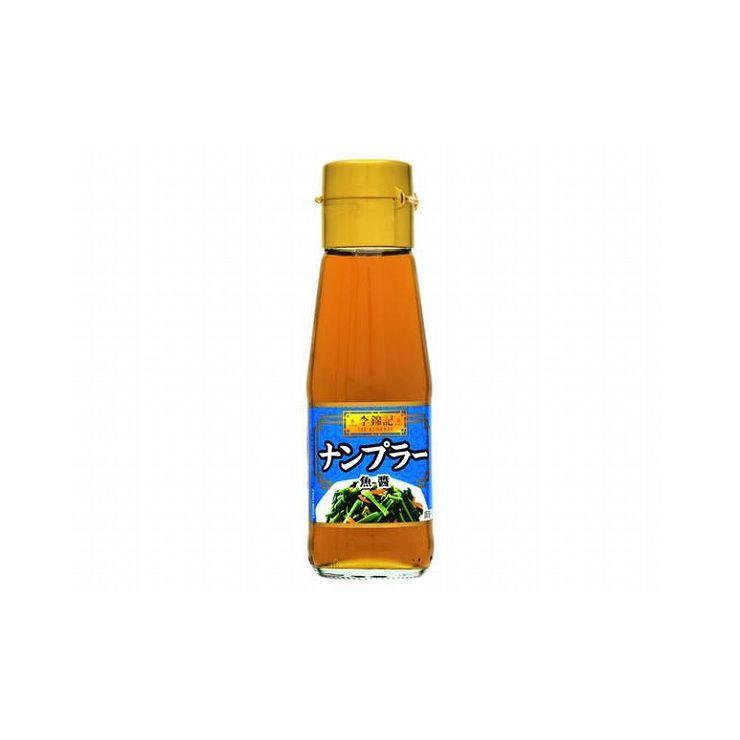 送料無料 まとめ買い 李錦記 魚醤 ナンプラー 瓶 付与 有名な 130g x12個セット セット 大量 まとめ 代引不可 セット売り 業務用 食品