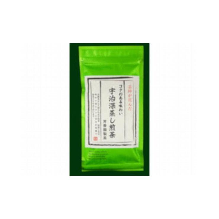 【まとめ買い】 芳香園 宇治深蒸し煎茶 100g x20個セット 食品 業務用 大量 まとめ セット セット売り(代引不可)【送料無料】