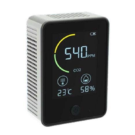1年保証 送料無料 CO2メーター モニター 二酸化炭素濃度計 通販 店舗 飲食店 センサー MF- CO2M 換気