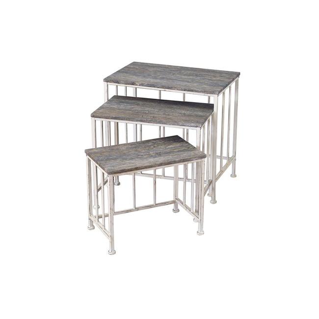 ブロカント テーブル3サイズセット(代引不可)【送料無料】