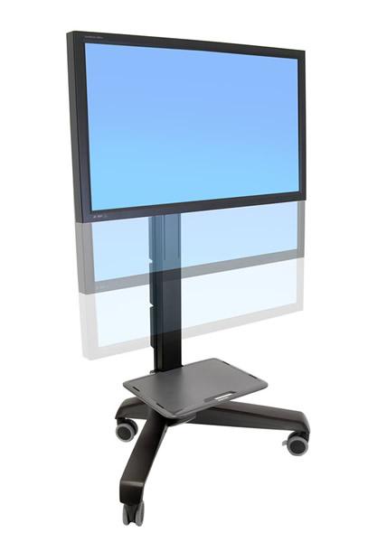 Cart、 Neoflex Mobile Media Center、 Portrait/Landscape、 UHD、 ERGOTRON BLACK 24-192-085(代引き不可)