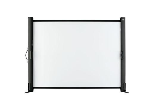 携帯型ロールスクリーン(4:3/50型) エプソン ELPSC32(代引き不可)