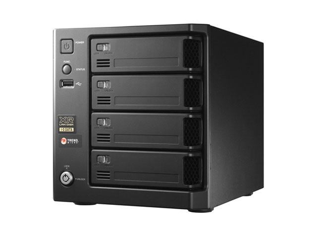 WD Red搭載 ウイルス対策機能搭載 RAID 6対応 NAS 12TB アイ・オー・データ機器 HDL-XR12W/TM5(代引き不可)