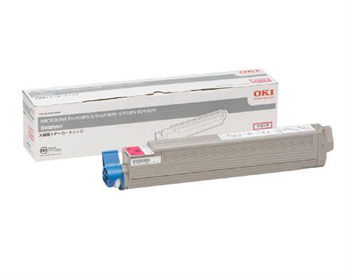 大容量トナーカートリッジ(マゼンタ) OKI TNR-C3HM2(代引き不可)