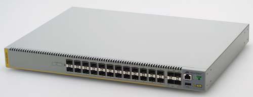 アライドテレシス ALLID AT-x510-28GSX-Z1 SFPスロット×24、SFP+スロット×4 デリバリースタンダード保守1年付 1023RZ1(き)