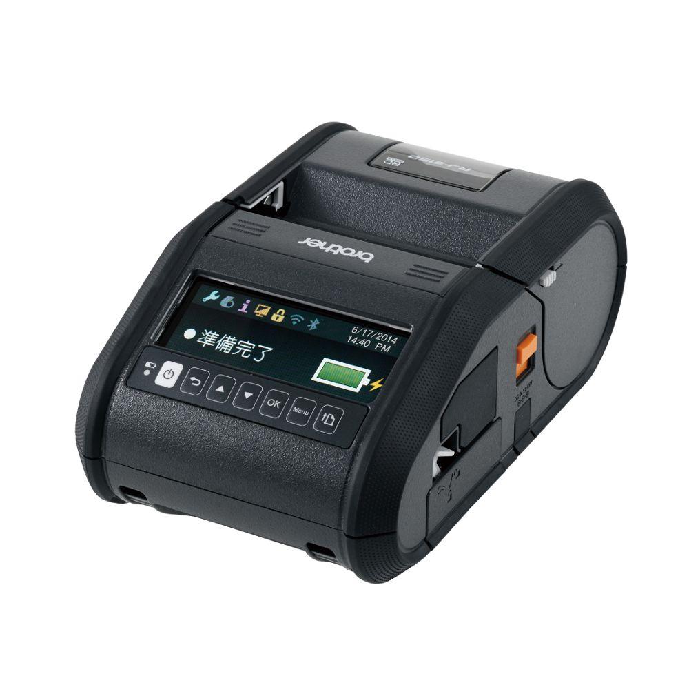 ブラザー工業 BROTH RJシリーズ ポータブル型感熱ラベルプリンター ラベル/レシート兼用モデル RJ-3150(代引き不可)